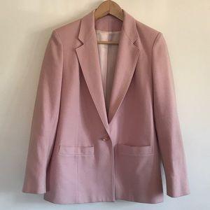 Jackets & Blazers - Light Dusty Pink Blazer